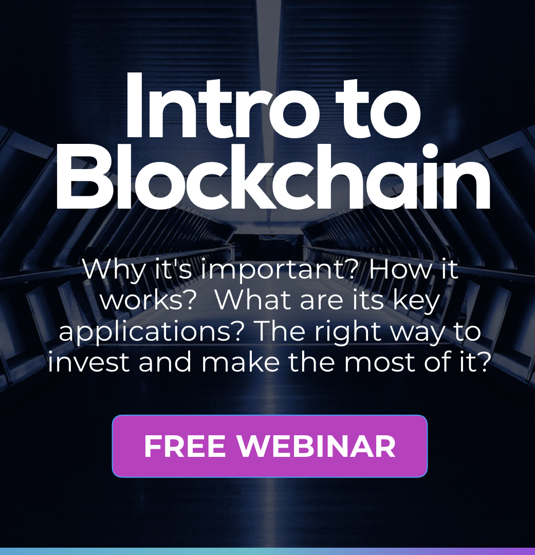 Intro to Blockchain webinar