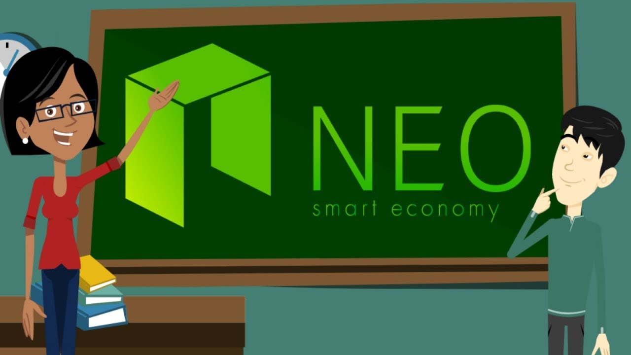 Basics of NEO explained in 3 minutes [Cryptocurrency]