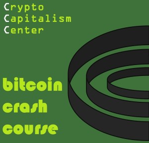 Bitcoin crash course