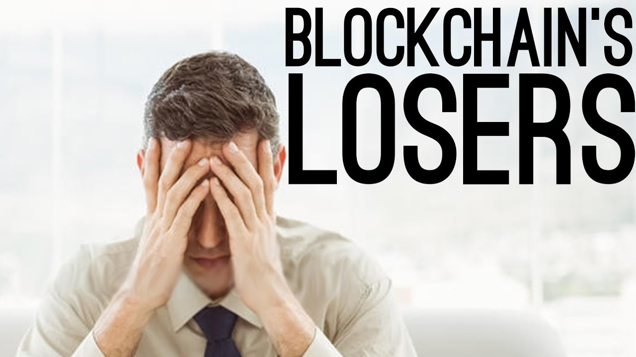 Blockchain's Biggest Losers